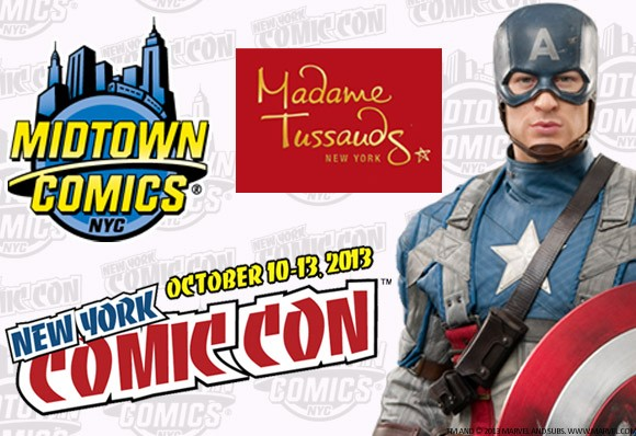 Midtown Comics NYCC2013-1