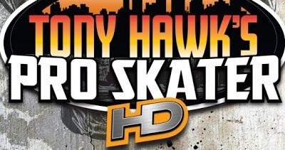 Tony Hawks Pro Skater HD Banner