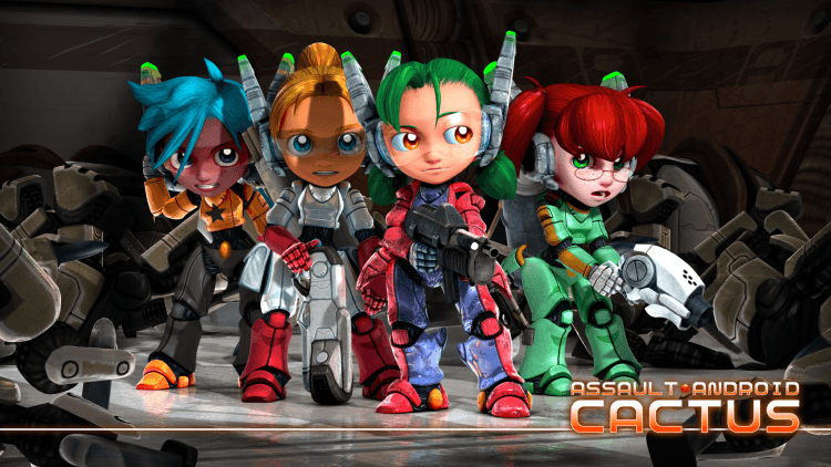 Assault Android Cactus Is Coming To The Xbox One – The