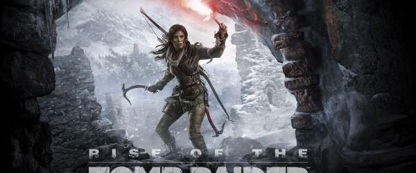 Rise of the Tomb Raider Xbox One and Xbox 360