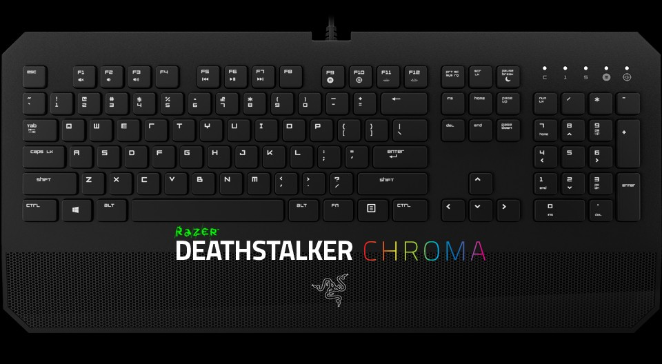 The Outerhaven – Razer Deathstalker Chroma Review