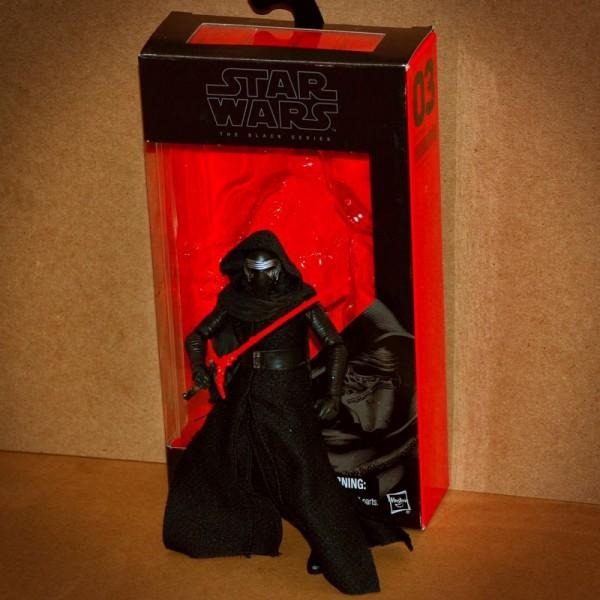 Star Wars Kylo Ren Unboxed