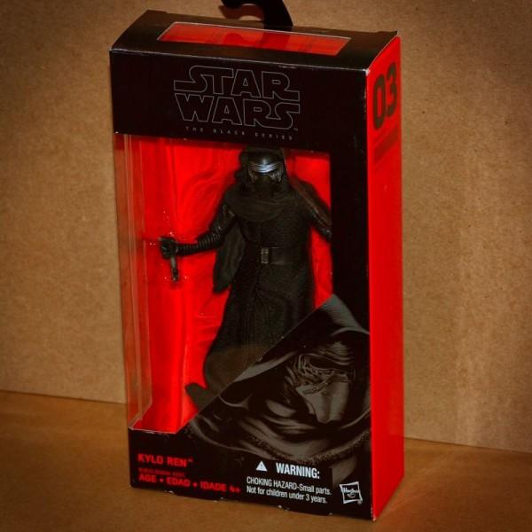 Star Wars Kylo Ren Boxed