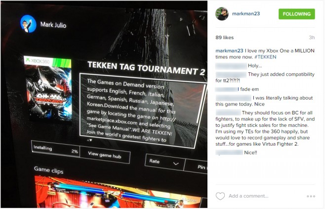 The Outerhaven – UPDATED: Tekken Tag Tournament 2 Now