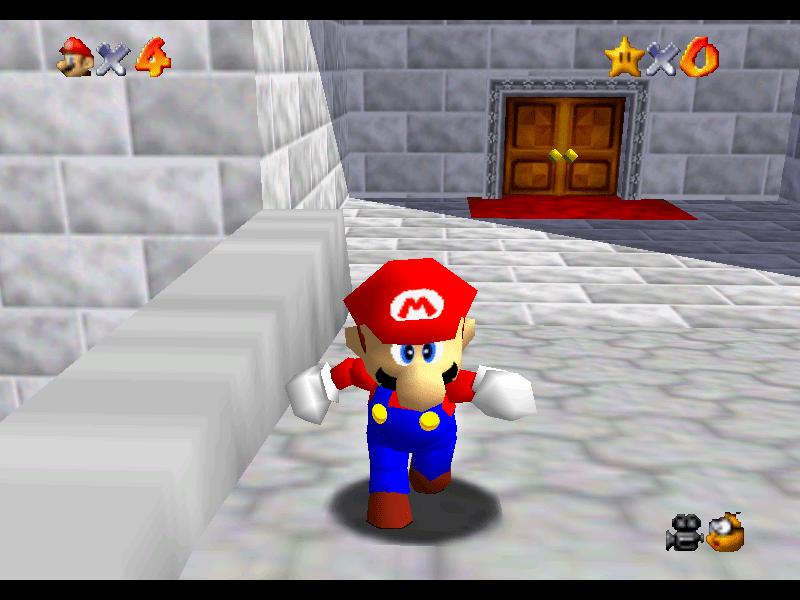 The Outerhaven – Happy 20th Anniversary, Super Mario 64!