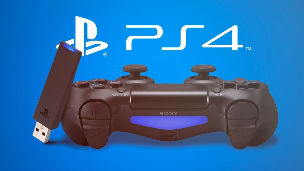 The Outerhaven – Revisited: DualShock 4 USB Wireless PC