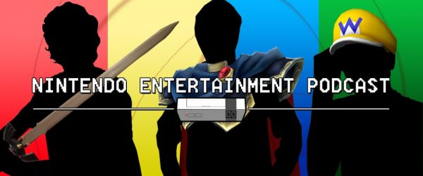 Nintendo Entertainment Podcast Banner