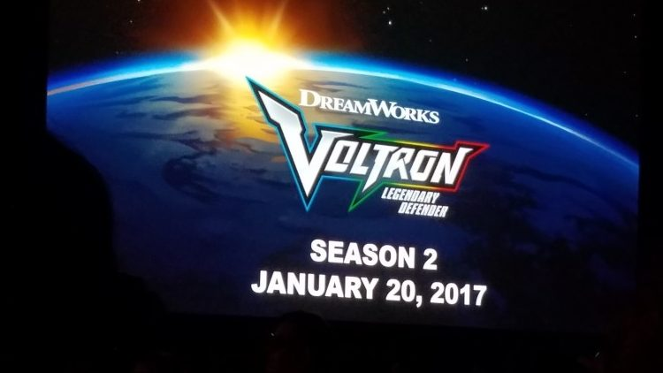 The Outerhaven – NYCC 2016: Dreamworks Voltron Legendary