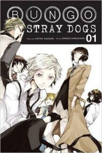 The Outerhaven – Bungo Stray Dogs Vol  1 Review