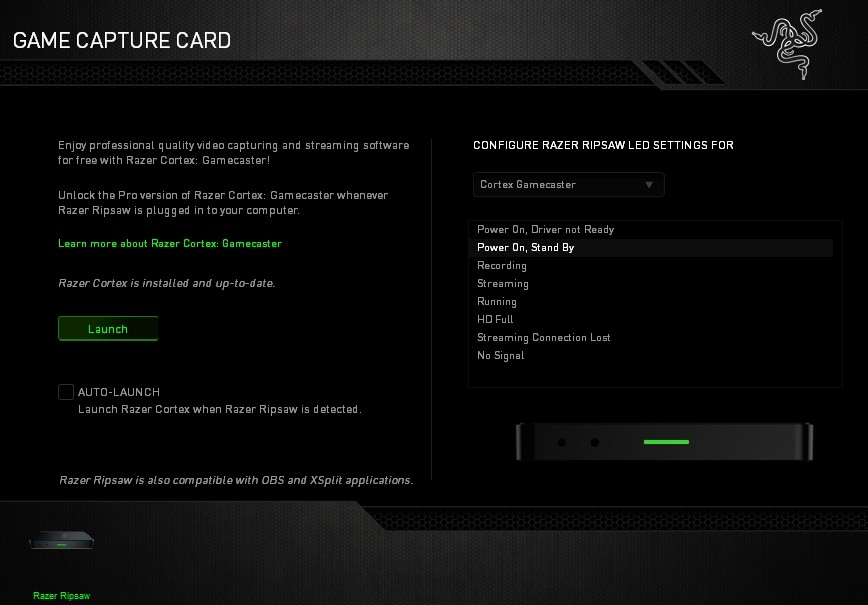 The Outerhaven – Razer Ripsaw Game Capture Device Review