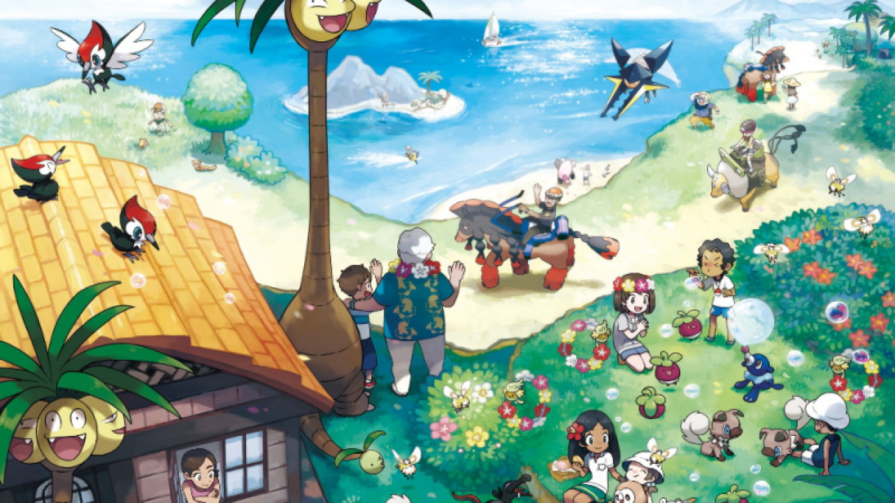 The Outerhaven – How to Dominate the Pokemon Double Battle Tree