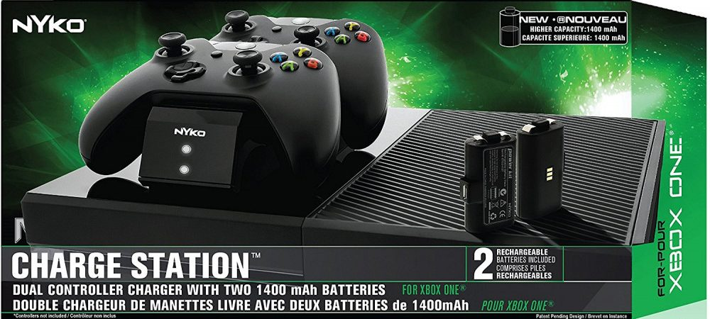 The Outerhaven – Five Xbox One Battery Chargers That Won't
