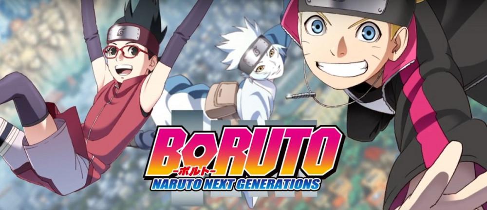 The Outerhaven – Boruto: Naruto Next Generations Debuts on