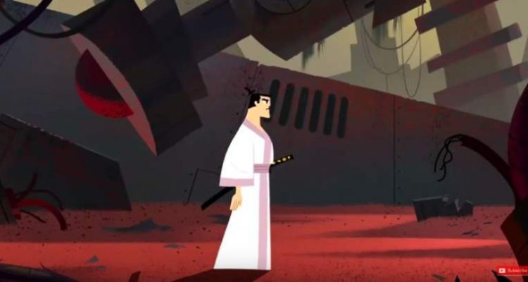 Samurai Jack Season 05 Episode 09