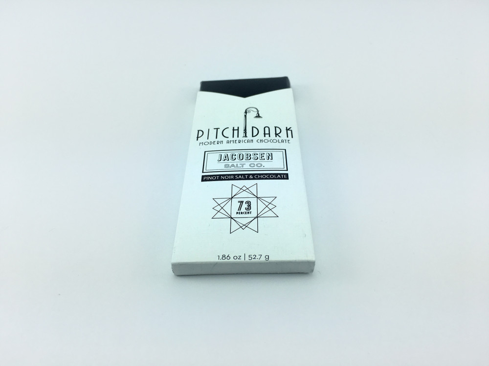 Chococurb Pitchdark Modern American Chocolate - The Outerhaven