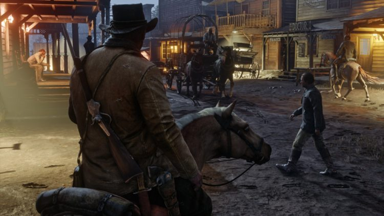 Red Dead Redemption 2 - Preview 2