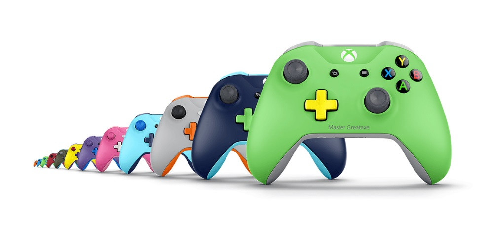 The Outerhaven – Design A Controller At The Xbox Design Lab
