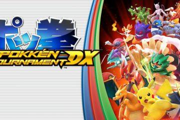 Pokemon Nintendo Direct Pokken Tournament DX reveal image