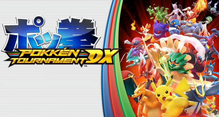 Pokemon Nintendo Direct Pokken Tournament DX reveal image