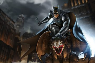 Batman: The Enemy Within TellTale Games