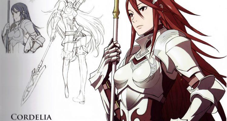 Cordelia Fire Emblem Warriors