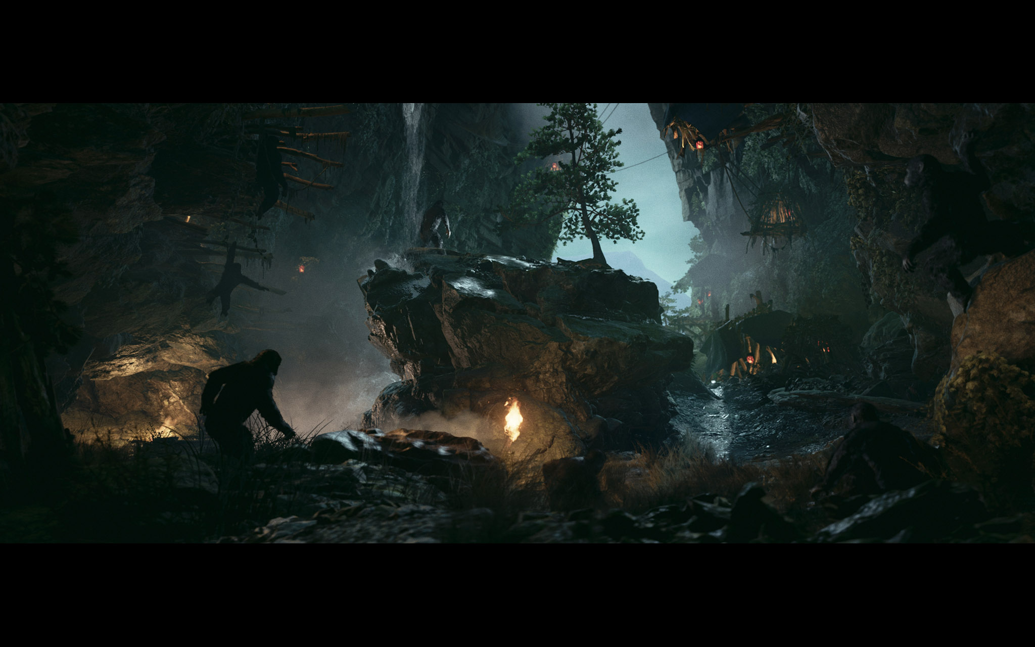 Planet of the Apes: Last Frontier - Caves - The Outerhaven