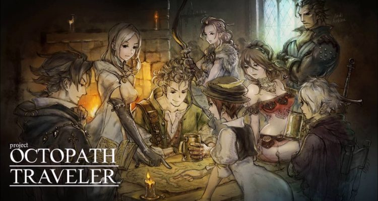 Project Octopath Traveler Octopath Traveler Review Nintendo Switch