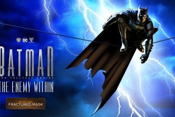 Batman - The Enemy Within Episode 3