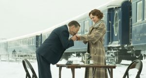 Murder on the Orient Express Kenneth Branagh Daisy Ridley