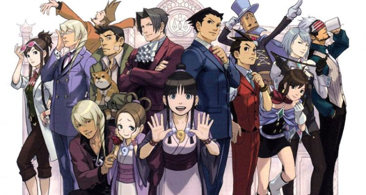 Ace Attorney Characters