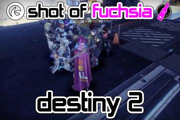 A Shot of Fusica _ Destiny 2
