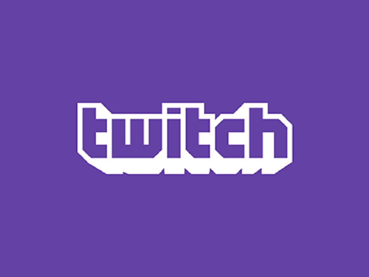 Twitch Logo in purple