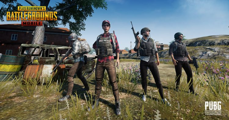 The Outerhaven – PlayerUnknown's Battlegrounds Mobile Ranks
