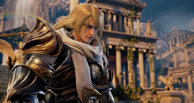 Siegfried Gets Added To The Soul Calibur VI Roster
