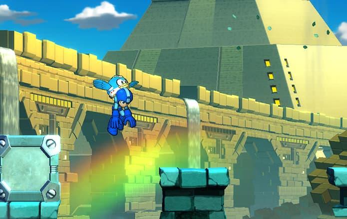 Megaman 11 difficulty settings