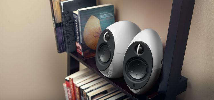 Edifier e25HD Luna Speakers G4 Gaming Headset