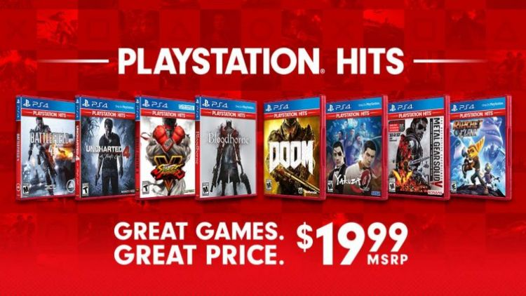 PlayStation Hits Program