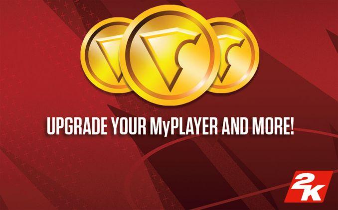 NBA 2K18 virtual currency