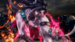 Soul Calibur Soul Charge