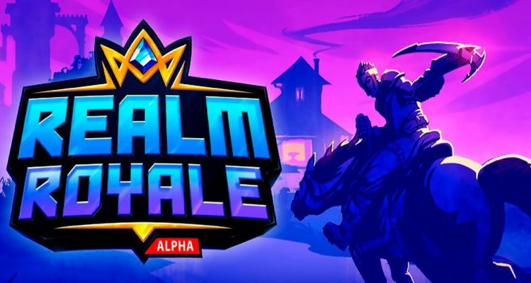 Realm-Royale header