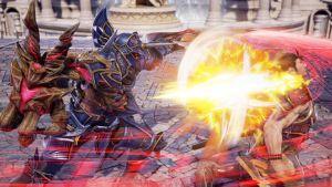 Soul Calibur Lethal Hit