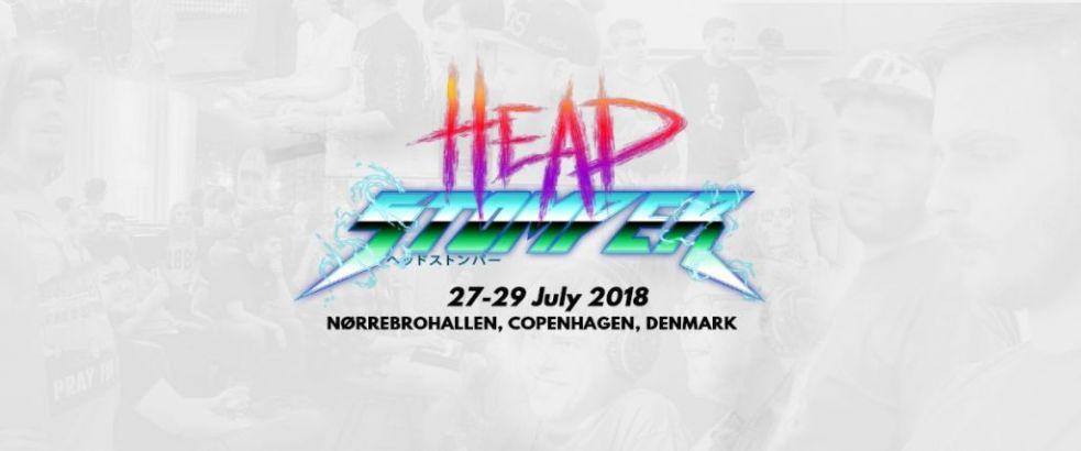 Headstomper 2018 tournament.