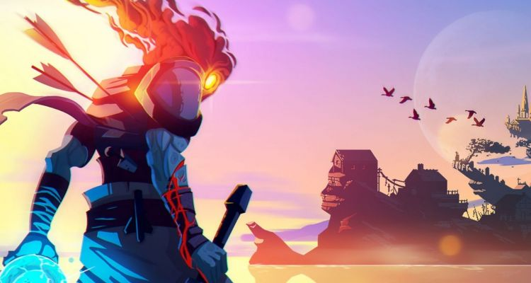 Deadcells-review-header image