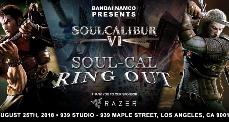 SOUL-CAL Ring Out event.