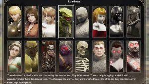 Soul Calibur VI Create Character