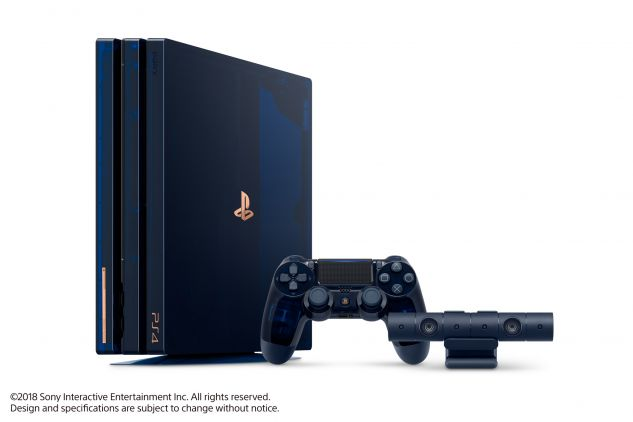 Sony Celebrates Huge Sales Milestone with Limited Edition ...