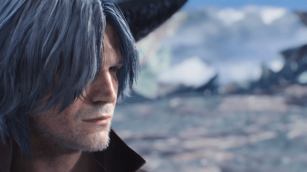 Devil May Cry 5 Dante.