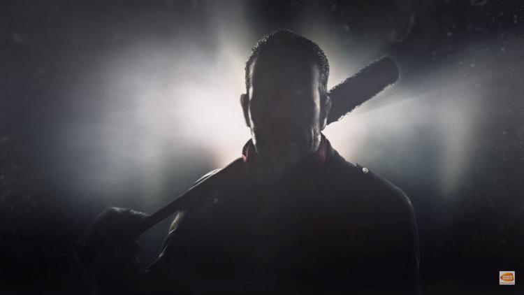 Negan of The Walking Dead teased for Tekken 7's Season 2.