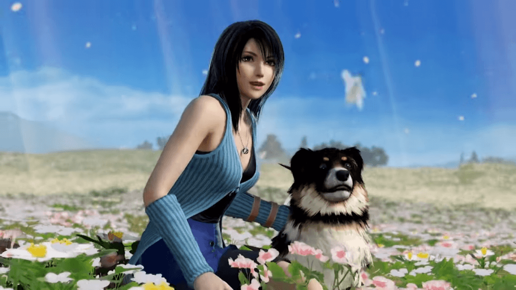 Rinoa Heartilly releases today for Dissidia Final Fantasy NT.