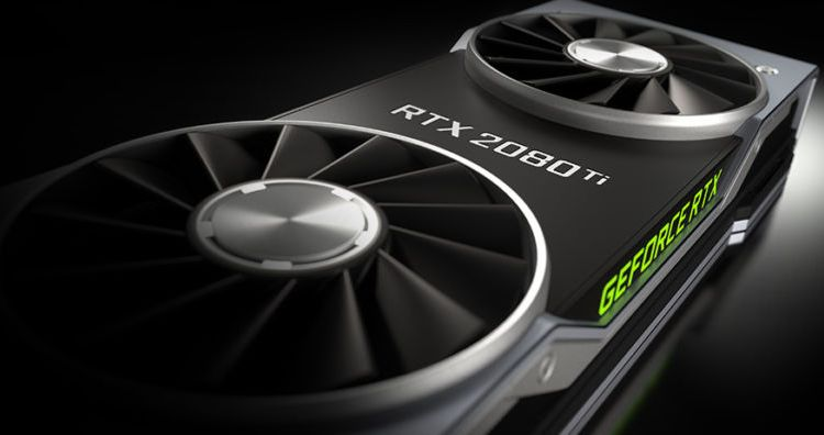 RTX 2080 Ti is a sexy card